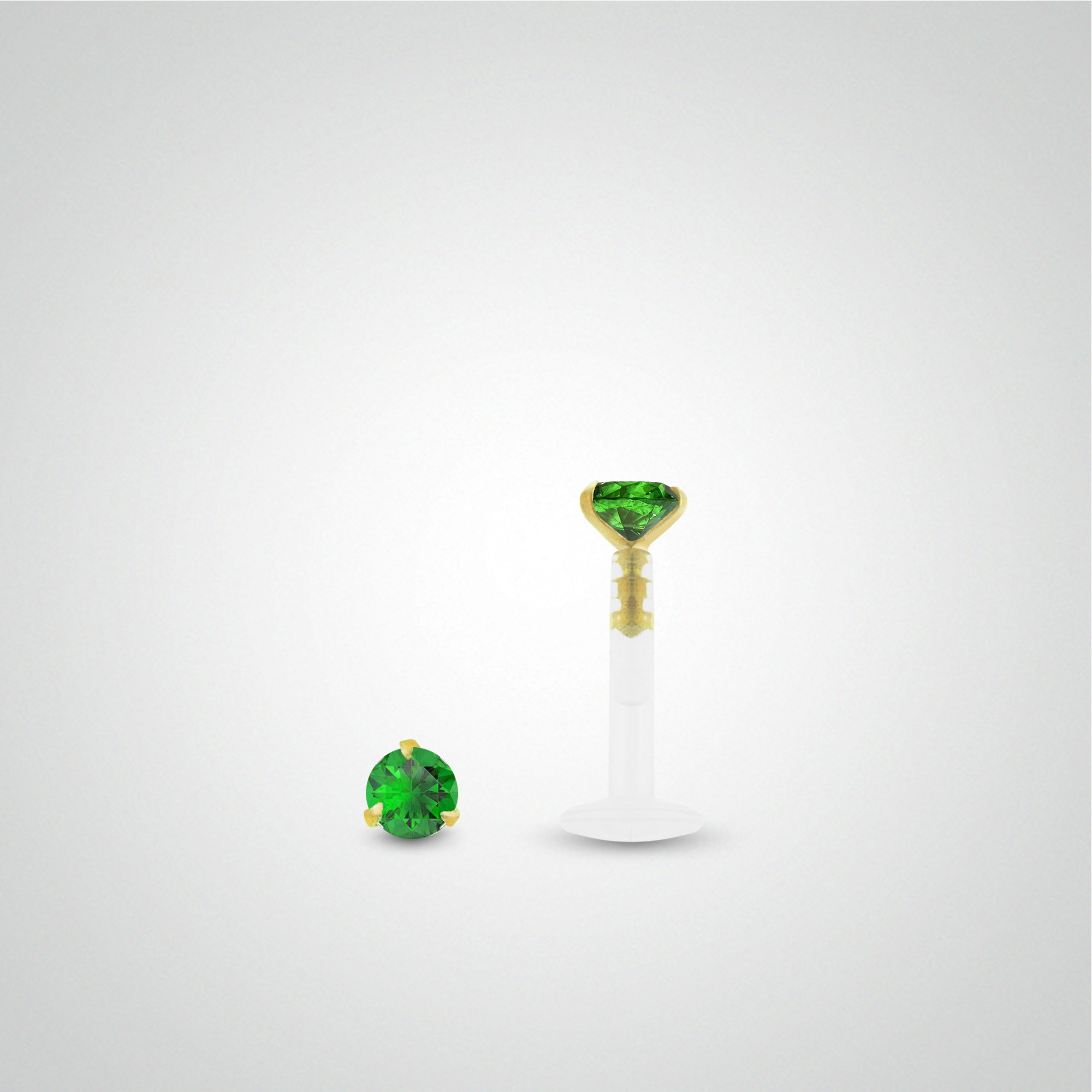 emerald-yellow-gold-tragus-piercing